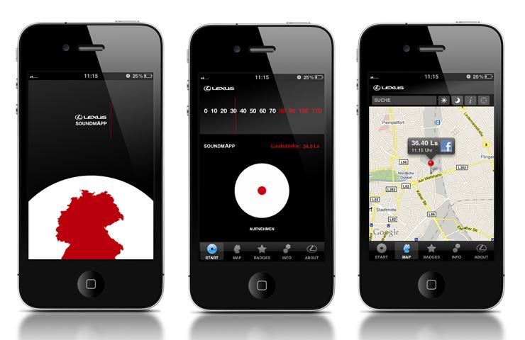 Lexus iPhone App