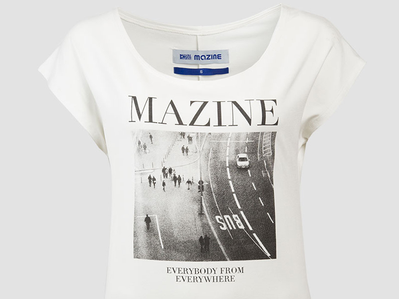Mazine Shirt Designs