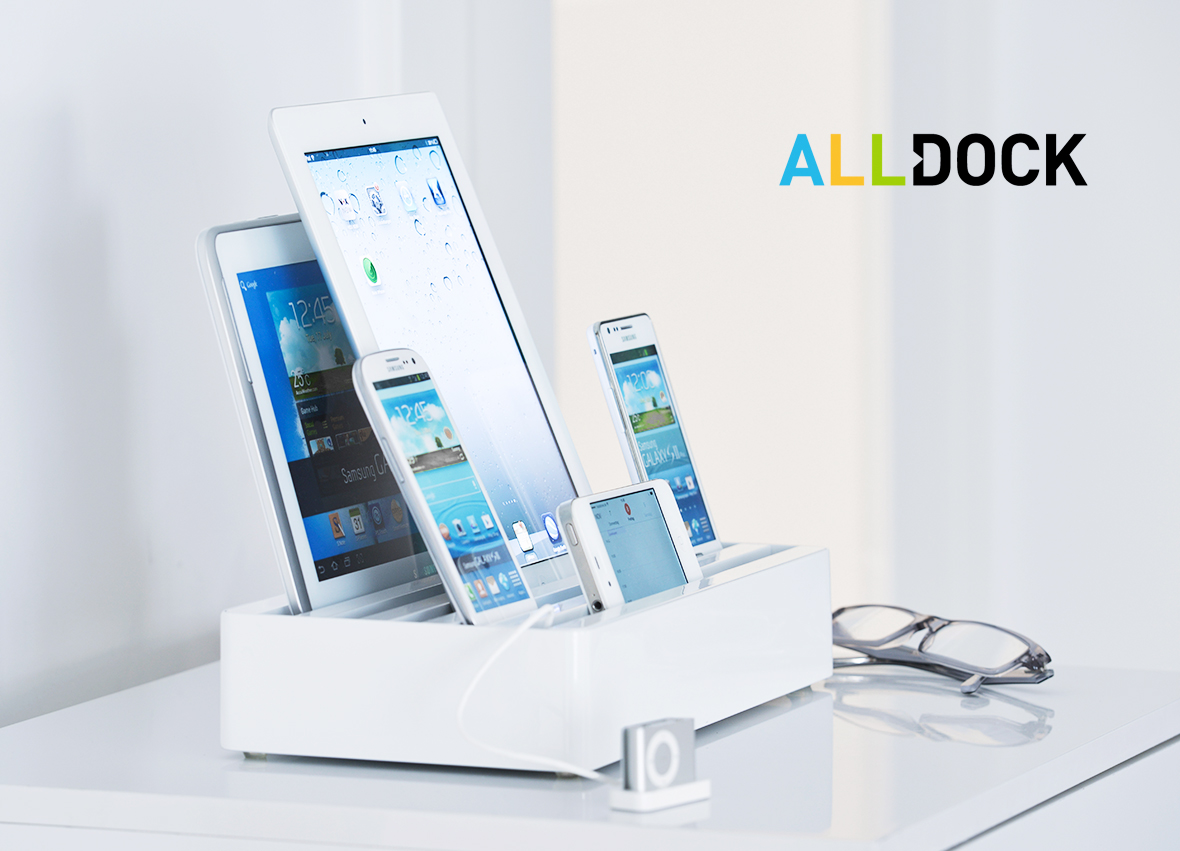 ALL-DOCK: The fastest docking station in the world